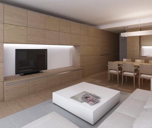 Apartment house, Tále